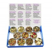 Herbal Blend Tea - Tea Samplers